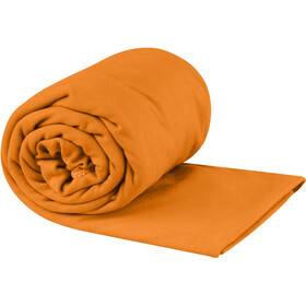 Sea to Summit Pocket Towel XL orange